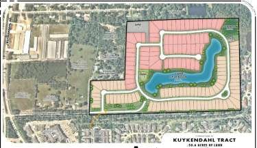 Indian Hills Estates proposed plan